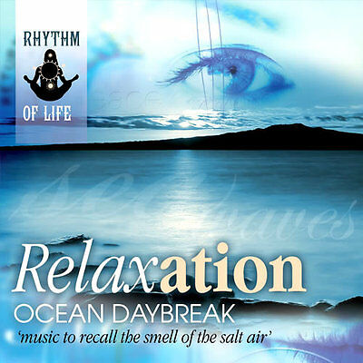 Relaxation ~ Ocean Daybreak New Cd* Calming Music To Recall Smell Of Salt Air