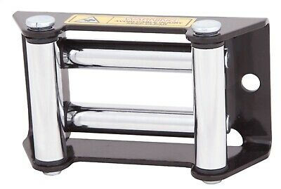 Rugged Ridge 61238.02 Winch Roller Fairlead