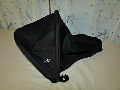 Replacement / Spare Black Hood For Joie Stroller / Pushchair