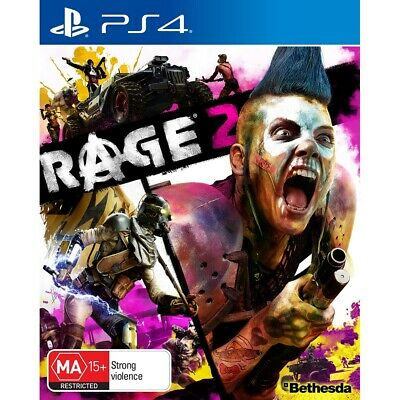Rage 2 - PlayStation 4 - BRAND NEW