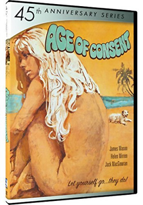 Age Of Consent - 45Th Anniv...-Age Of Consent - 45Th Anniversary / (Aniv Dvd New
