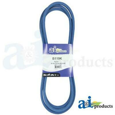 AIP Replacement PIX Belt for B-SECTION MADE WITH KEVLAR A-B128K B128K BLUE