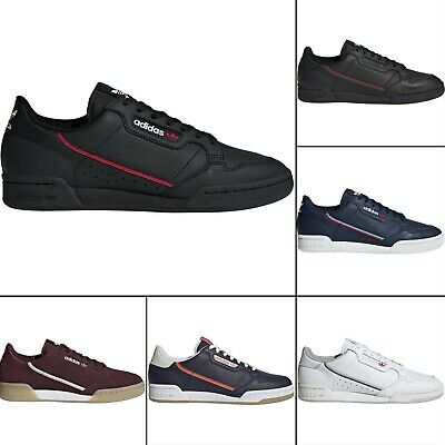 adidas Originals Men's Continental 80 Shoes Running Fashion Sneakers