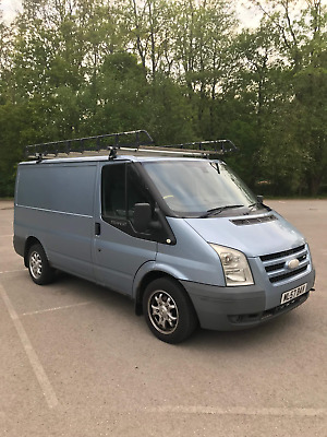 2007 57 Ford Transit 85 T260S Fwd Swb Blue 2 Owners From New No Vat