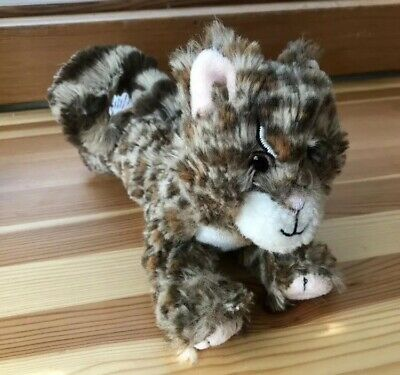 American Girl Doll Lea Clark's Cat MARGAY Stuffed Animal. Excellent Condition.