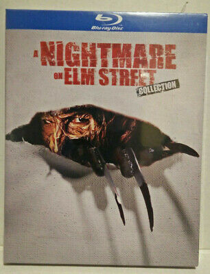 NEW A Nightmare on Elm Street Collection:(Blu-ray) 7 Nightmares, With Slipcover