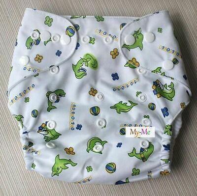 Baby Boy Girl Super soft  Washable Reusable Pocket Best Nappy diaper cover  H39