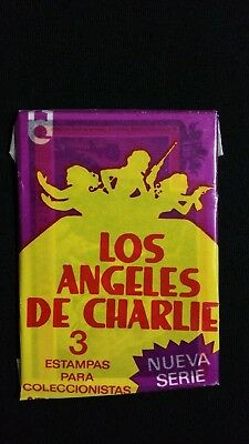 1977 Topps Charlies Angels Mexican Wax Pack