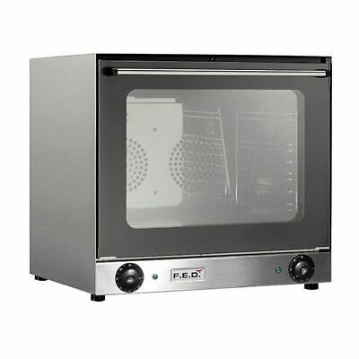 Convection Oven Fits 4 Trays 430x315mm ConvectMax Commercial Quality Equipment