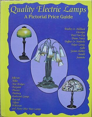 Collecting – Quality Electric Lamps A Pictorial Price Guide - HB