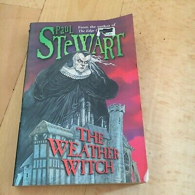Paul Stewart, The Weather Witch. 0440865042