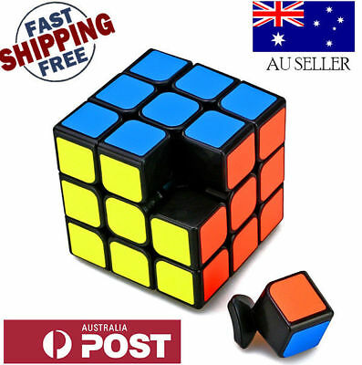 MIND Magic Cube Super Smooth 3*3*3 Fast Speed Rubik Puzzle Rubiks Rubix for Aus