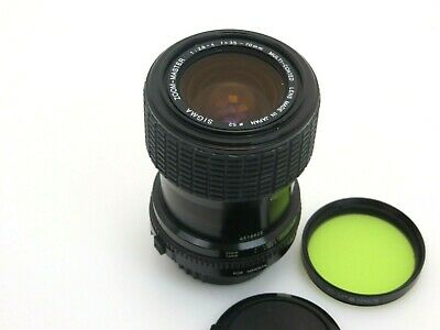Sigma Zoom Master f2,8 4 35 70 mm multi coated lens No 6518925 for Minolta sn178