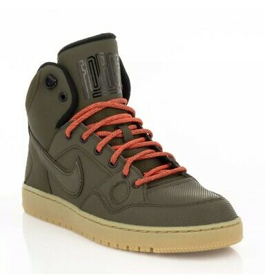 timeless design 65b08 d7691 Nike Son Of Force Mid Winter Boots   Trainers UK Size 13 Genuine BNIB Khaki
