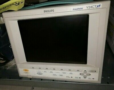 Philips/Agilent M1205A Patient Monitor