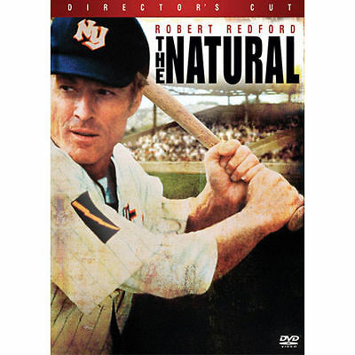 The Natural: Director's Cut (DVD, 1984) CLASSIC