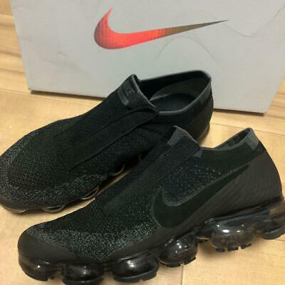NIKE Air Vapor Max Men's Sneakers Shoes Black Size JP 26cm Genuine M23