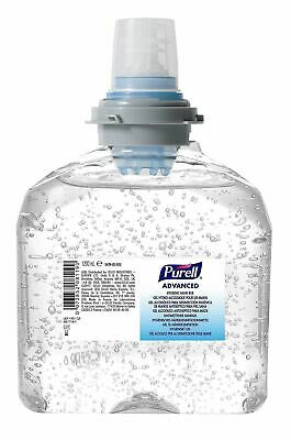 PURELL Advanced Hygienic Hand Rub 1200 ml Refill EXP 07.21 Best Price Free P&P