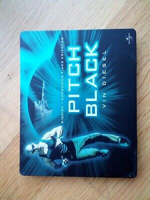 Pitch Black Blu Ray Steelbook allemand avec VF