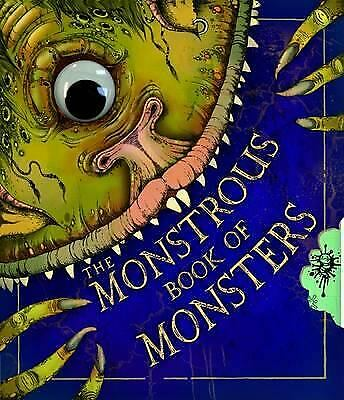 Monstrous Book of Monsters by Hamilton, Libby