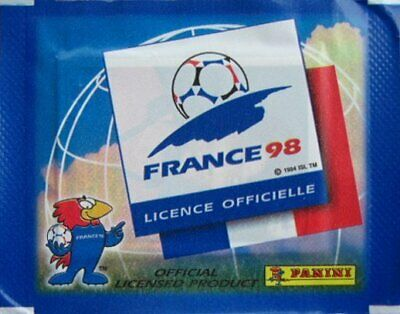Rare Panini World Cup 1998 (France '98) stickers/cards - Spain pop-up selection