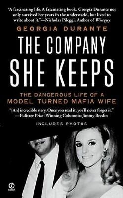 NEW The Company She Keeps By Georgia Durante Paperback Free Shipping