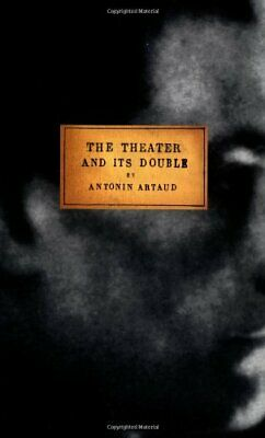 NEW - The Theater and Its Double by Antonin Artaud