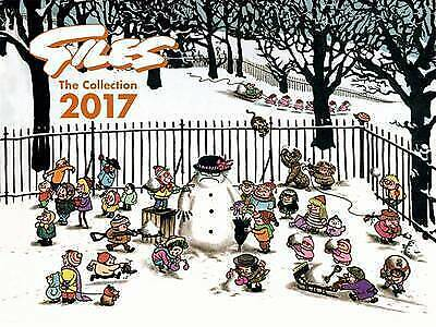 Giles: Giles: the collection 2017 by Carl Giles (Paperback / softback)