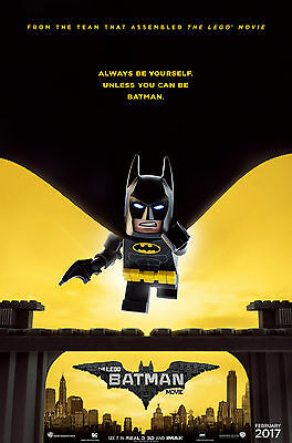 THE LEGO BATMAN MOVIE Poster POSTER 61 X 91 CM ( 24X36 INCH)