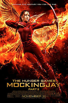 THE HUNGER GAMES MOCKINGJAY Poster POSTER 61 X 91 CM ( 24X36 INCH)