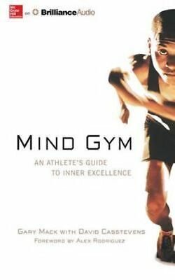 NEW Mind Gym By Gary Mack Audio CD Free Shipping