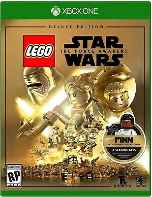 Xbox One Xb1 Game Lego Star Wars The Force Awakens Deluxe Edition Brand New