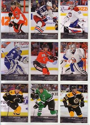 2015-16 Ud Series Two Young Guns Lot X 9 Sp!!!