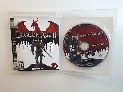 Dragon Age II ( Sony Playstation 3 ), PS3 , Complete w/Case & Manual - FAST SHIP