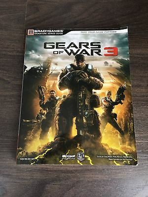 Guia Oficial Gears Of War 3 - Xbox 360 (Bradygames)