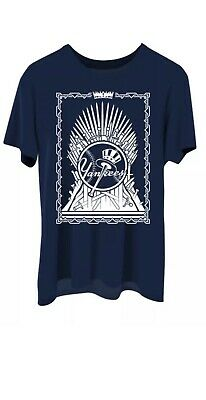 Ny Yankees Stadium Official Game Of Thrones T Shirt Sga Got 5/17/2019