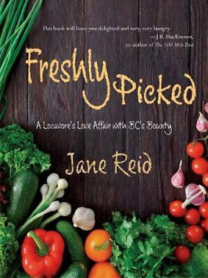 NEW Freshly Picked By Jane Reid Paperback Free Shipping