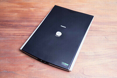 Canon Canoscan Lide 25 Flatbed Scanner + Usb Cable