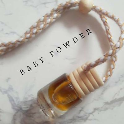 BABY POWDER Luxury Designer Inspired Hanging Car Perfume Oil Diffuser #136