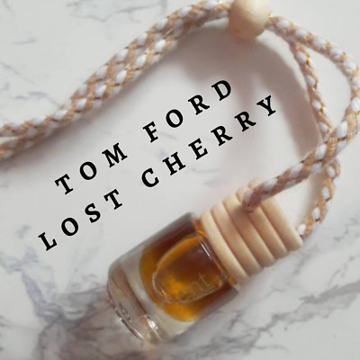 LOST CHERRY Luxury Designer Inspired Hanging Car Perfume Oil Diffuser #697