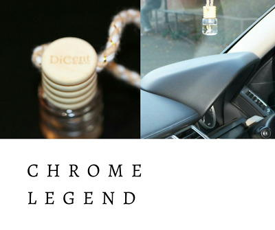 CHROME LEGEND Luxury Designer Inspired Hanging Car Perfume Oil Diffuser #410