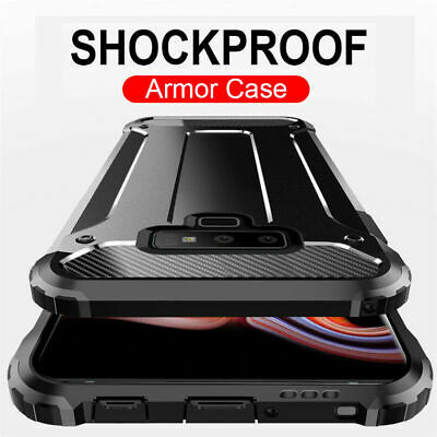 For OnePlus 7 Pro 7 6T 6 5T Hybrid Armor Hard PC+TPU Shockproof Case Slim Cover