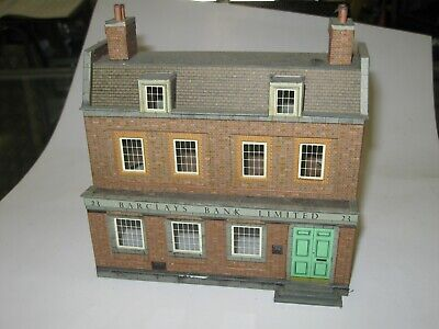 SUPERQUICK MODEL KIT - B23 - Two Detached Houses - 00 & Ho Gauge