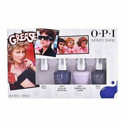 Set de Maquillaje Infinite Shine Grease Collection Opi (4 pcs)