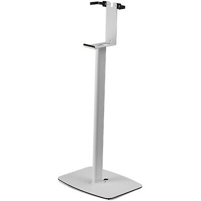 Flexson White Vertical Floor Stand for Sonos Play:5 2nd gen Speaker FLXP5FSV1014