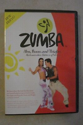 - Zumba Abs, Buns And Thighs [Dvd] Brand New [Region 4] Oz Seller