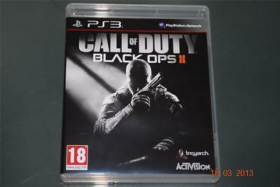 Call Of Duty Black Ops II 2 PS3 PLAYSTATION 3 ** Livraison
