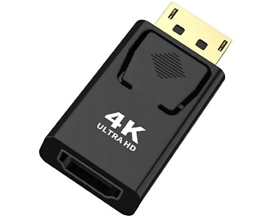 Display Port DP Male To HDMI Female Adapter Converter Adaptor For HDTV. 073