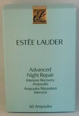 Estée Lauder «Advanced Night Repair»60 Ampoules Réparation Intensive-Valeur 146€