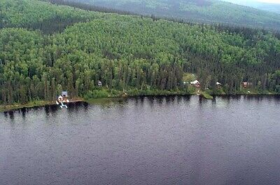 4.5 Acre ALASKA Property on Deadman Lake - Dream Cabin Spot